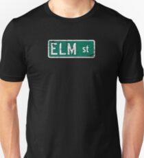 Camiseta unisex Calle Elm