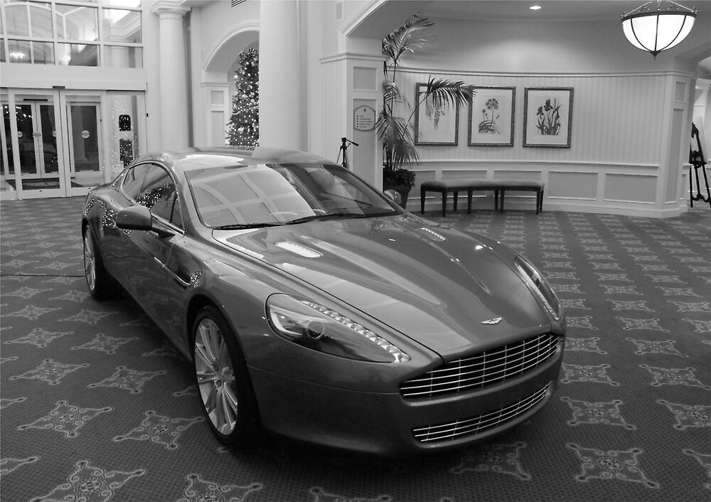 Aston Martin Rapide by Steve Mezardjian