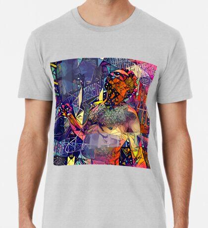 Abstract Donald Glover  Premium T-Shirt