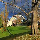 1885 Johnston Park by Hans Kawitzki