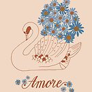 Amore by Caroline Wilkie Studio