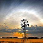 1886 Windmill by Hans Kawitzki