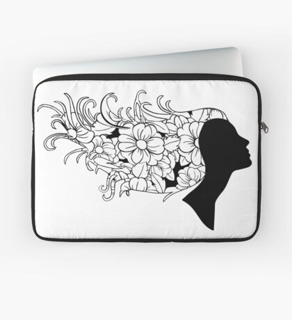 Just Add Colour - Natural Beauty Laptop Sleeve