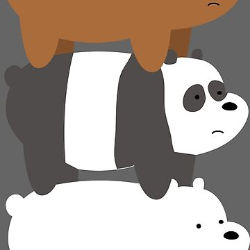 We Bare Bears by WilliamBourke