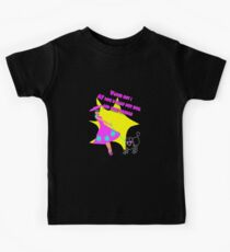 Watch out my poodle! Kids Tee