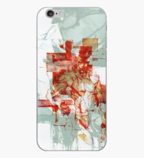 Metal Gear Solid - Tactical Espionage Action iPhone Case