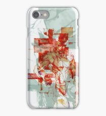 Metal Gear Solid - Tactical Espionage Action iPhone Case/Skin