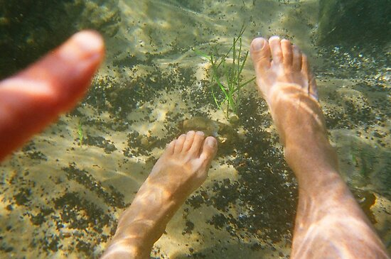 Ocean Pool # 2 by Juilee  Pryor