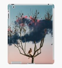 cloud tree iPad Case/Skin