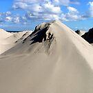 Pyramids of sand by patjila