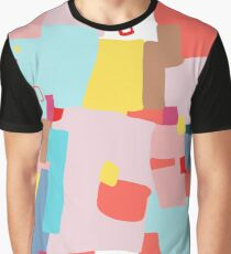 Camiseta gráfica Ventanas de Posibilidad #abstractart #painting