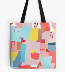 Windows of Possibility #abstractart #painting Tote Bag