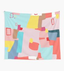 Windows of Possibility #abstractart #painting Wall Tapestry