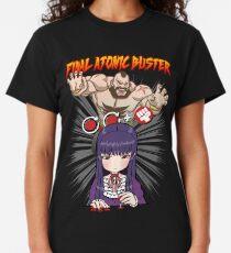 Camiseta clásica Final Atomic Buster