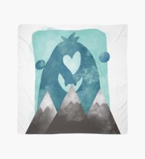 Wild Creatures on the mountains Scarf