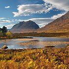 Liathach. Loch Clair. Autumn Scene. Torridon. Scottish Highlands. by Barbara  Jones ~ PhotosEcosse
