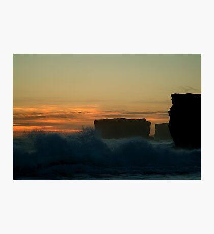 Wave Power,Sherbrooke Beach,Great Ocean Rd Photographic Print