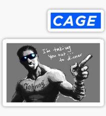 unCAGEDgamez Sticker