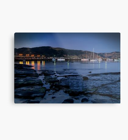 Twilight, Apollo Bay Harbour,Great Ocean Rd Metal Print