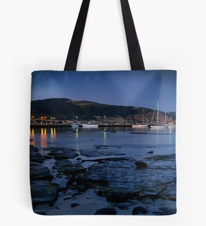 Twilight, Apollo Bay Harbour,Great Ocean Rd Tote Bag