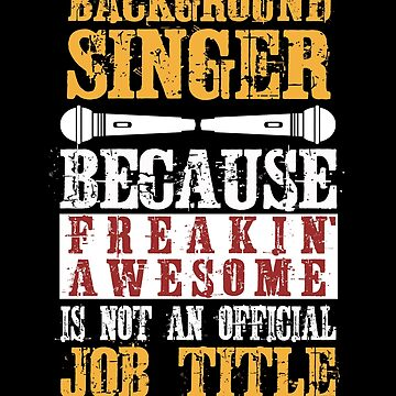 Background Singer Band Music Vocals by Basti09