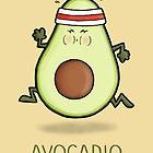 Avocadio by carlbatterbee