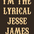 Lyrical Jesse James by Andrew Alcock
