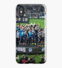 Melbourne Victory - Champions iPhone Case