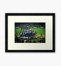 Melbourne Victory - Champions Framed Print