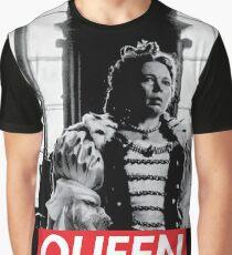 Königin Olivia Colman Grafik T-Shirt