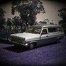 1967 Holden HR Hearse by Jason Fewins