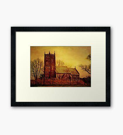 St Mary's Framed Print