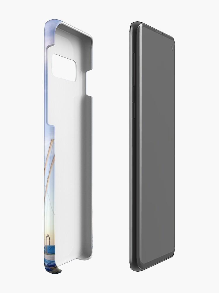 Alternative Ansicht von Whitstable Kent Hülle & Klebefolie für Samsung Galaxy