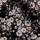 Midnight Garden VI by Burcu Korkmazyurek