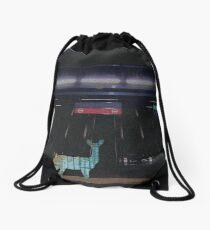 disconnected Drawstring Bag