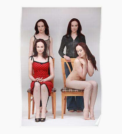 Anne, Anne, Anne and Anne Poster