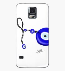 Funda/vinilo para Samsung Galaxy Mati griego / mal de ojo