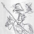 Don Quixote  by Extreme-Fantasy