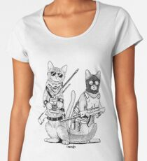 CS:GO T Cats Women's Premium T-Shirt