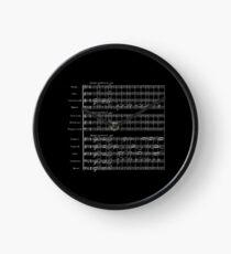 Beethoven's Fifth Symphony Clock