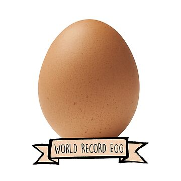 World Record Egg by Barnyardy