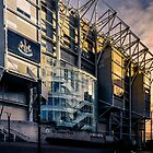 NUFC by RichardSayer