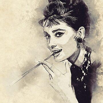A Tribute to Audrey by Naumovski