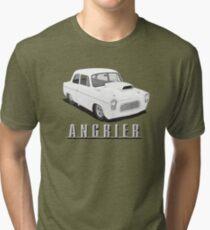 Ford Angrier (Anglia) Tri-blend T-Shirt