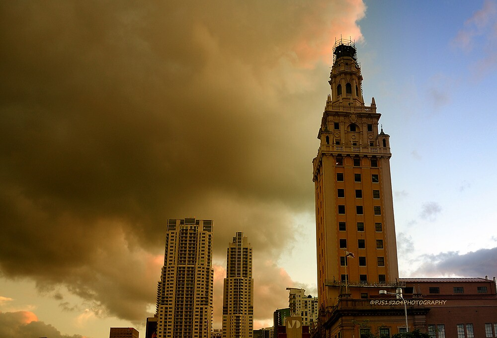 Scenes from Miami VIII by PJS15204