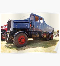 Scammell Contractor Poster