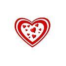 Hart full of love by kultjers