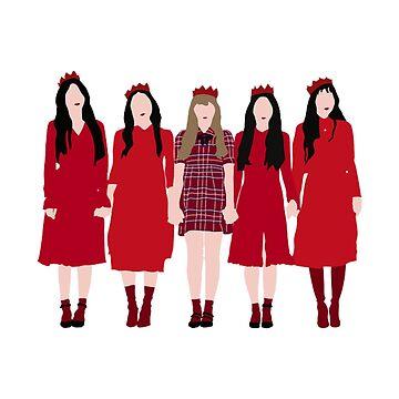Red Velvet by Hilaarya