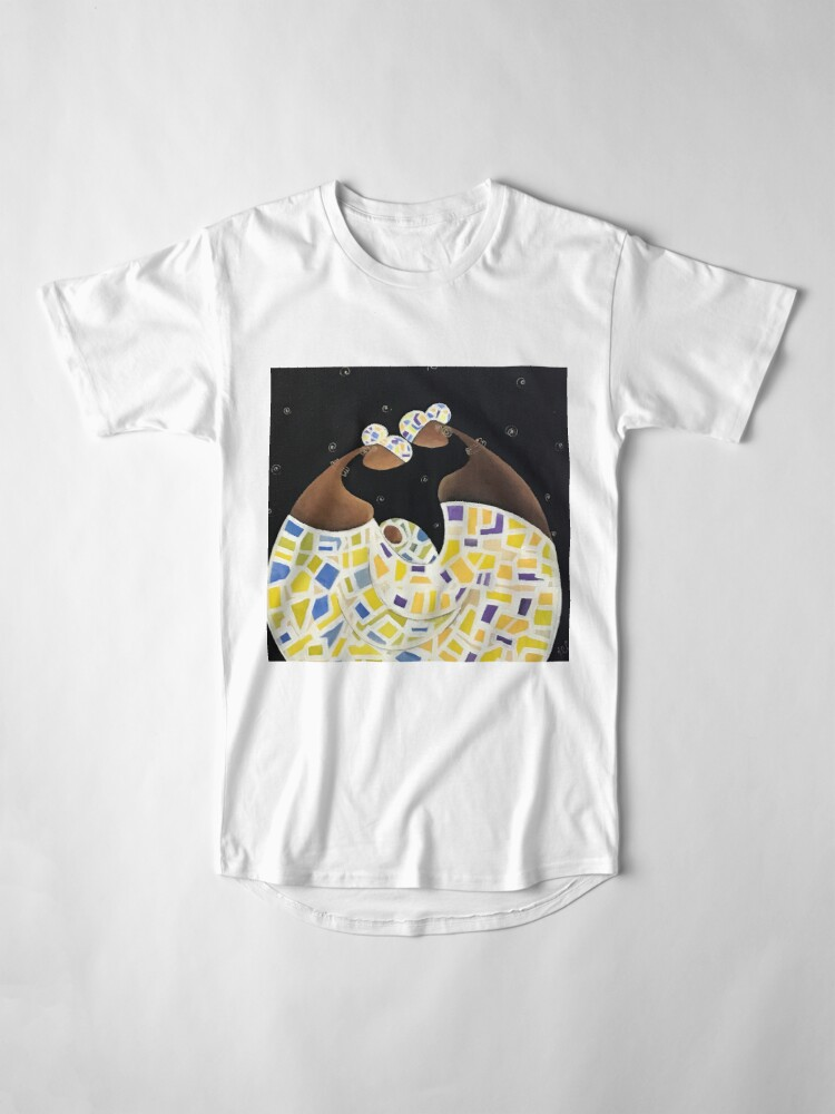 Alternate view of Mother Daughter Child Long T-Shirt
