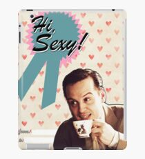 Moriarty Valentine's Day Card iPad Case/Skin